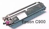 Epson C900 C1900 y toner remanufactured