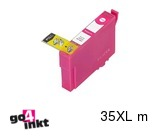 Epson 35XL, T3593 m inktpatroon compatible