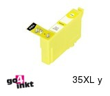 Epson 35XL, T3594 y inktpatroon compatible
