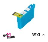Epson 35XL, T3592 c inktpatroon compatible
