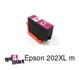 Epson 202XL m inktpatroon compatible