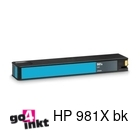 HP 981X c, L0R09A inktpatroon compatible
