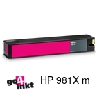 HP 981X m, L0R10A inktpatroon compatible