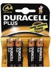 Duracell MN1500 plus AA (per 4)