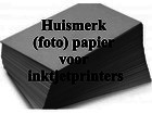 Huismerk Glossy Photo-Papier (A4) 50 st