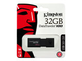 Kingston USB DT100G3 32GB 3.0 DataTraveler (DT100G3/32GB)