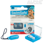 Alpine SwimSafe Gehoorbescherming incl. minibox
