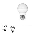 E27 LED Bol Lamp 3W Warm