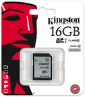 Kingston SD 16GB Class 10 (SD10VG2/16GB)