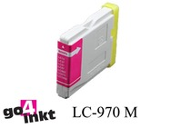 Brother LC-970m, LC970m inktpatroon compatible