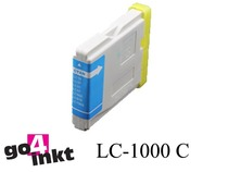 Brother LC-1000c, LC1000c inktpatroon compatible