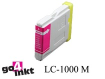 Brother LC-1000m, LC1000m inktpatroon compatible