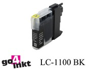 Brother LC-1100bk, LC1100bk inktpatroon compatible