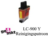 Brother LC-900 y reinigingspatroon