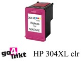 HP 304XL clr inktpatroon remanufactured