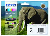 Epson 24 Multipack 6-colours EasyMail