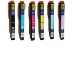 Epson T2438, 24XL inktpatroon compatible (6 st)