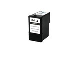 Lexmark 34XL bk inktpatroon remanufactured