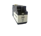Lexmark 200/210Xl bk inktpatroon compatible