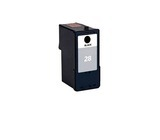 Lexmark 28 bk inktpatroon remanufactured
