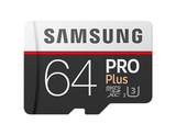 Samsung Pro Plus Micro SDHC 64GB Class 10 + adapter (MB-MD64GA)