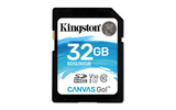 Kingston Canvas Go! 32GB SDHC (SDG/32GB)