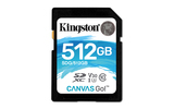 Kingston Canvas Go! 512GB SDXC (SDG/512GB)