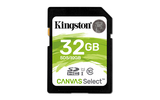 Kingston Canvas Select 32GB SDHC (SDS/32GB)