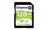 Kingston Canvas Select 128GB SDXC (SDS/128GB)