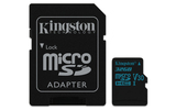 Kingston Canvas Go! 32GB Micro SDHC + adapter (SDCG2/32GB)