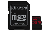 Kingston Canvas React 32GB Micro SDHC + adapter (SDCR/32GB)