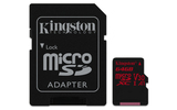 Kingston Canvas React 64GB Micro SDXC + adapter (SDCR/64GB)