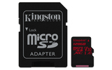 Kingston Canvas React 128GB Micro SDXC + adapter (SDCR/128GB)