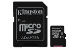 Kingston Canvas Select 256GB Micro SDXC + adapter (SDCS/256GB)