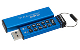 Kingston DataTraveler 2000 64GB USB 3.0 Hardware Encrypted
