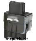 Brother LC-900bk, LC900bk inktpatroon compatible