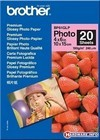 Brother Glossy Photo-Papier BP61GLP A6 (10x15cm)