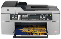 HP Officejet J 5790