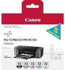Canon PGI-72 pbk/gy/pm/pc/co inktpatronen origineel