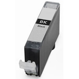 Canon CLI-526 bk, CLI526 bk inktpatroon met chip compatible