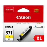 Canon CLI-571XL, CLI571XL y inktpatroon origineel